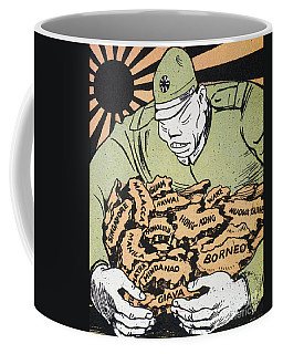 Coffee Mug featuring the photograph Japanese Imperialism by Granger