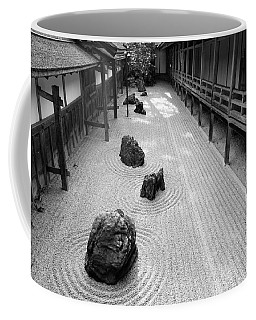 Japanese Zen Garden Coffee Mug