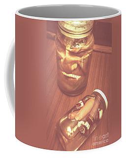 Jars Of Evil Monsters Coffee Mug