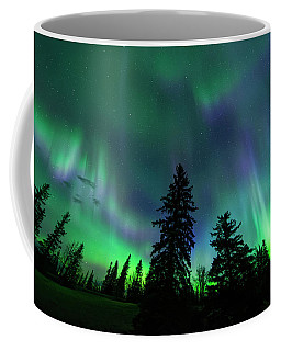 Jasper National Park Aurora Coffee Mug