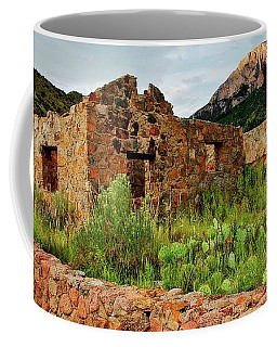 Jaun Tabo Cabin, Albuquerque, New Mexico Coffee Mug