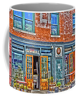 Coffee Mug featuring the photograph Java House by William Norton