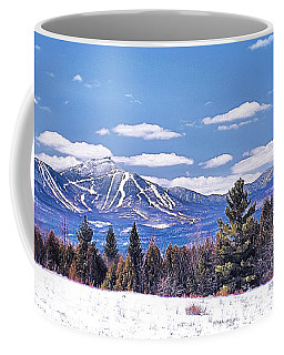 Jay Peak Coffee Mug