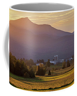 Jay Peak September Sunset Coffee Mug