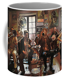 Jazz A 7 Coffee Mug
