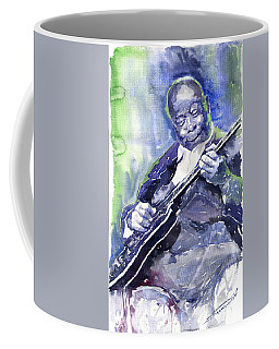 Jazz B B King 02 Coffee Mug