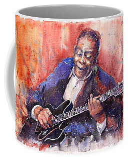 Jazz B B King 06 A Coffee Mug