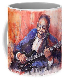 Jazz B B King 06 A Coffee Mug