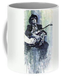 Jazz Bluesman John Lee Hooker 04 Coffee Mug