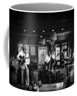 Coffee Mug featuring the photograph Jazz Combo by Joseph Hollingsworth