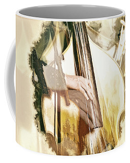 Coffee Mug featuring the photograph Jazz Dreams by Cameron Wood