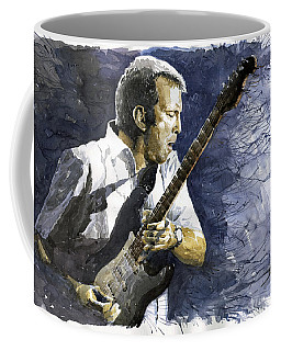 Eric Clapton Guitarist Coffee Mugs
