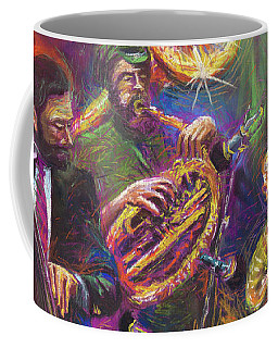 Jazz Jazzband Trio Coffee Mug
