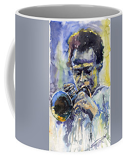 Jazz Miles Davis 12 Coffee Mug