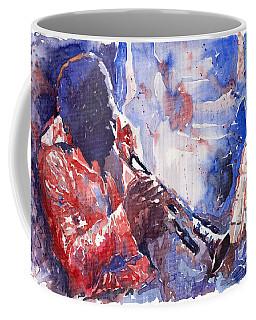 Jazz Miles Davis 15 Coffee Mug