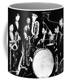 Jazz Musicians, C1925 Coffee Mug