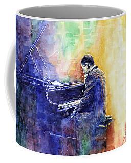 Jazz Pianist Herbie Hancock  Coffee Mug
