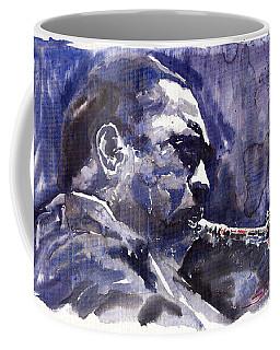 Jazz Saxophonist John Coltrane 01 Coffee Mug