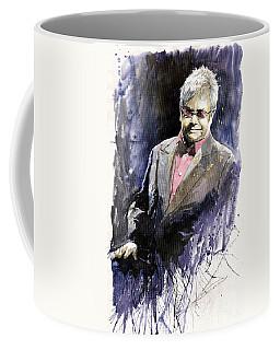 Jazz Sir Elton John Coffee Mug
