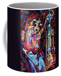 Jazz Trane Coffee Mug
