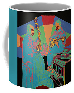 Jazzamatazz Band Coffee Mug