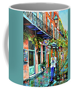 Jazz'n Coffee Mug