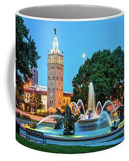 J.c. Nichols Memorial Fountain Coffee Mug
