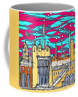 J.co. Factory  Coffee Mug