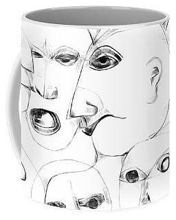 Je Ne Sais Pas Coffee Mug