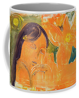 Je Revien Tahiti Coffee Mug