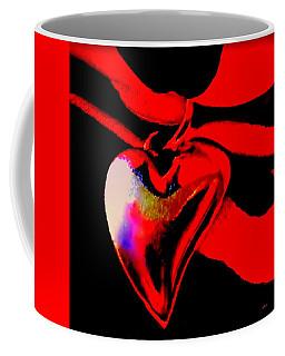 Je T'aime A La  Folie  - Valentine   Dedicated Coffee Mug