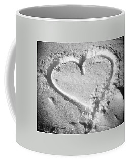 Winter Heart Coffee Mug