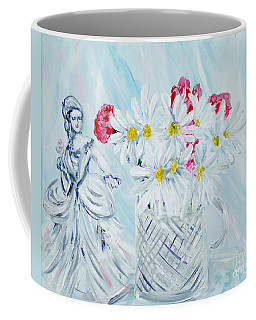 Je Vous Remerci. Thank You Collection Coffee Mug