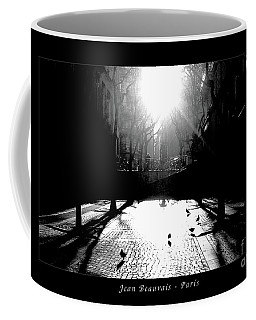 Jean Beauvais Paris Coffee Mug