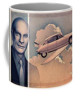Jean Marais / Fantomas 1964 Coffee Mug