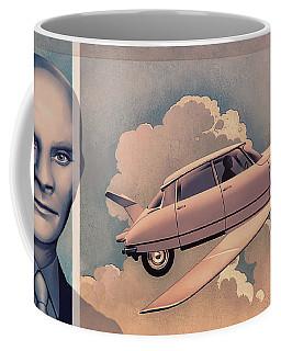 Jean Marais / Fantomas 1965 Coffee Mug