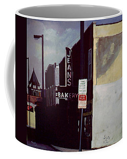 Jean's Bakery Coffee Mug