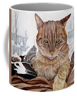Jeb Coffee Mug
