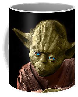 Jedi Yoda Coffee Mug