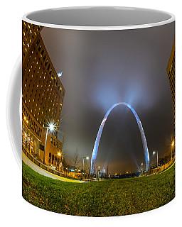 Jefferson Expansion Memorial Gateway Arch Coffee Mug