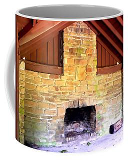 Jefferson Lake Shelter Coffee Mug