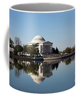 Jefferson Memorial Cherry Blossom Festival Coffee Mug