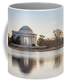 Jefferson Morning Coffee Mug