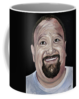 Jeffery Todd Waldemar Memorial Portrait Coffee Mug