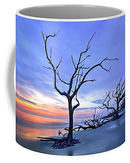 Jekyll Island Sunrise  Coffee Mug
