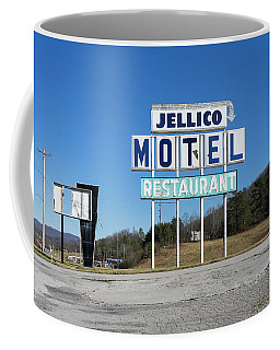 Jellico Motel Coffee Mug