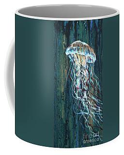 Jellyfish Alpha Coffee Mug