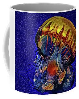 Jellyfish In La Jolla Coffee Mug