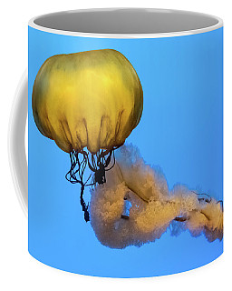 Jellyfish Baltimore Acquarium Coffee Mug by Steven Richman