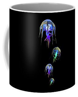 Jellys In Space Coffee Mug